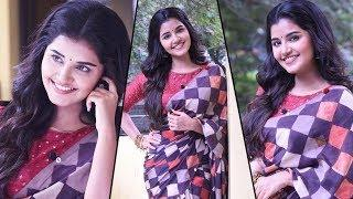 Anupama Parameshwaran Hot In Saree | Photo Collection | Tamil Cinema News | Photo Gallery