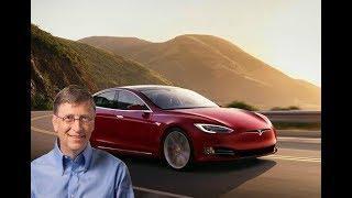 bill gates cars collection video 2018 list|car collection of bill gates 2018 gold car bill gates