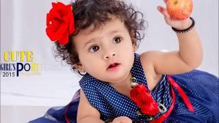Cute Baby Girl Photo Shoot