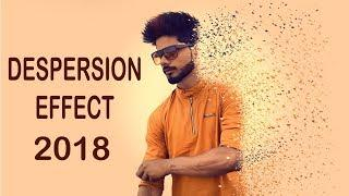 Despersion Effect Photoshop Tutorial 2018 - Nits Creations