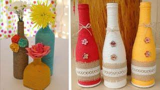 Bottle Decoration || DIY Room Decor Idea collection || Handmade craft decoration idea images / photo