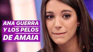 ANA GUERRA confiesa lo que piensa de los PELOS EN LA AXILA DE AMAIA en los GOYA 2019