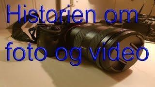 En videoblogg om tiden med foto og video