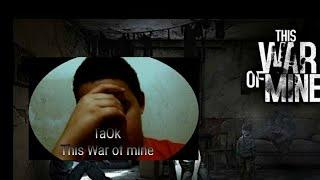 This war of mine #2 saqueando a escola