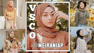 Edit Foto Ala Selebgram @meiraniap Menggunakan VSCO X Fullpack