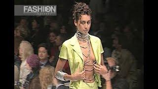 CHIARA BONI Spring Summer 1997 Milan - Fashion Channel