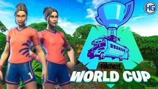 ????DUO WORLD CUP FINALE! // BRUKER IKKE FACECAM // CODE: HIGHGROUND ❤️