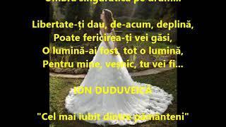 DESPĂRȚIRE... - Autor ION DUDUVEICĂ