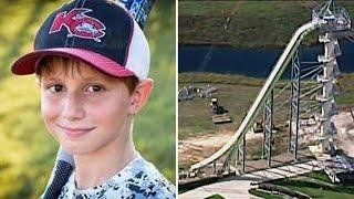 Kansas Water Slide Where 10-Year-Old Died Is Being Torn Down