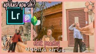 APLIKASI EDIT FOTO NABILA ZIRUS - Efek ala nabilazirus !!