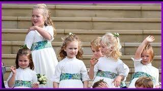 Queen Elizabeth II's Great-Grandchildren in Photos | British royal babies from oldest to youngest