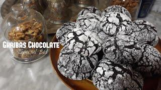Ghriba de chocolate/Au chocolat | Special Eid 2019| -  Maryam TOB