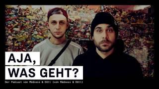 Aja, was geht? #04: Der Mann hinter dem Hut (mit Fatoni)