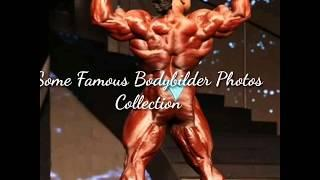 Some Famous Bodybuilders photo collection