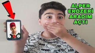 ALPER ERÖZER'İ ARADIM AÇTI !! (GERÇEK) *Clickbait Değil!*