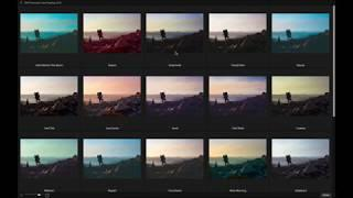 Quickly Create A Cinematic Look using LUTs – ON1 Photo RAW