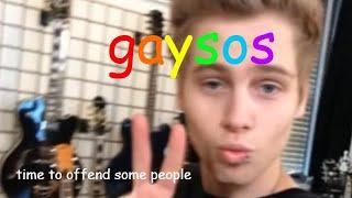 "5sos being gay for 6 minutes ""straight"" (meme)"