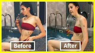 Before & After Pics That You'll Find Hard To Believe Show The Same Girls