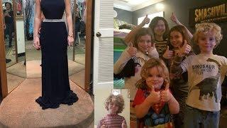 This Girl Texted A Photo Of Her Dress To A Wrong Number – And Unexpectedly Changed A Family's Life