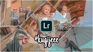 Cara Edit Foto Seperti @kugijeee Di Lightroom Mobile | Lightroom Tutorial | Dani Design