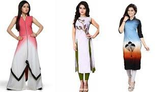 New stylish Kurti design for girls ll photo collection ll by Fashion point