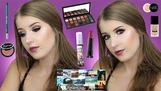 URBAN DECAY BORN TO RUN COLLECTION | MAKEUP TUTORIAL