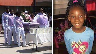 Community Says Goodbye to Girl Found in a Duffel Bag