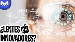 APPLE TRABAJA EN LENTES VR Y AR Y SERAN INCREIBLES !