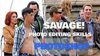 Photoshop Editing Skills   Savage ???????? 2019