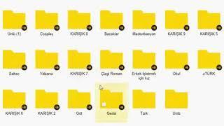 YANDEX LİNK TÜRK İFŞA 25GB (LİNKLER GÜNCELDİR)2019