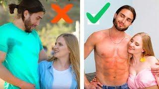 RELATIONSHIPS STRUGGLES! Short girl problems