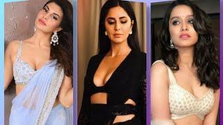 Diwali Dresses of Bollywood actresses 2018 (Jacqueline,Kareena,Alia,Shradha,Madhuri Dixit)   Fashion