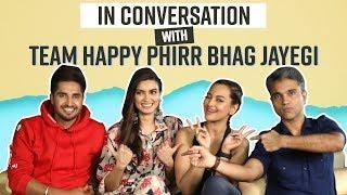 Sonakshi Sinha, Diana Penty, Jassie Gill & Mudassar Aziz are a riot together | Pinkvilla