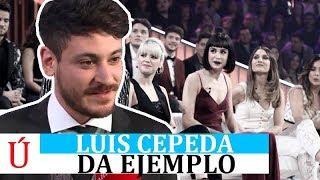 Cepeda da una lección a Natalia, Alba Reche, Famous, Sabela o Julia tras Operación Triunfo