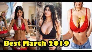 Mia Khalifa Best Photo Collection of March 2019