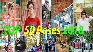 Best Boys Poses 2018 / Top 50 Poses For Boys/Girls