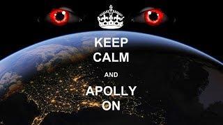 SCP-001-J KEEP CALM AND APOLLY ON | Apollyon class | joke / Cognitohazard / K-class scenario scp