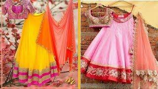 Designer Lehenga For Women Images / Photo || Latest Stylish Lehenga Design Picture 2019