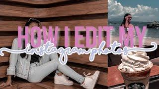 HOW I EDIT MY INSTAGRAM PHOTOS USING LIGHTROOM | Leez Pilapil