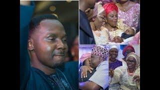 After 5 Years Of Waiting! Teju Baby Face And Wife Welcome Twins, A Boy And A Girl- God Answers
