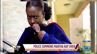 Police Summons Martha Kay Over Nude Pictures| Uncut Extra