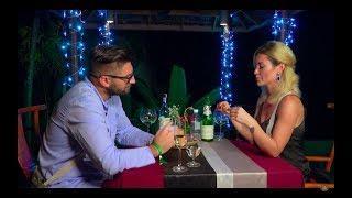 Ionuț și ispita Nicoleta, cină romantică. Află ce au discutat cei doi