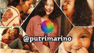 Tutorial Edit Foto Vintage Ala Putri Marino | Putri Marino Edit Foto
