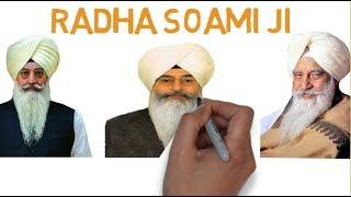 Collection of Two Great  Shabad by Soami Ji Maharaj | RSSB 2019 | Photo sketch drawing Short Movie