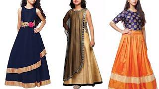 Indo Western Dress Design Images / Photos Collection | New Fashion Kurti Design Pictures