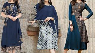 Western Girl's Special Designer Kurti Collection || Fancy Kurta for Women Images / Photo 2018