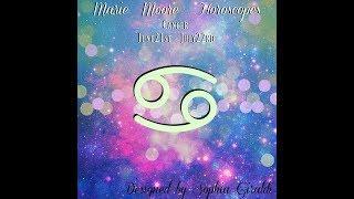 MARIE MOORE SEPTEMBER 03,2018 WEEKLY HOROSCOPE