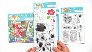 Aloha Collection | Photo Play Paper