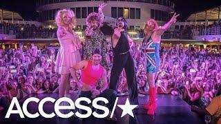 Backstreet Boys Go 'Larger Than Life' With Hilarious Spice Girls Tribute | Access
