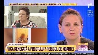 Ce spune mama Alinei Tănăsoiu, femeia însărcinată cu preotul căsătorit